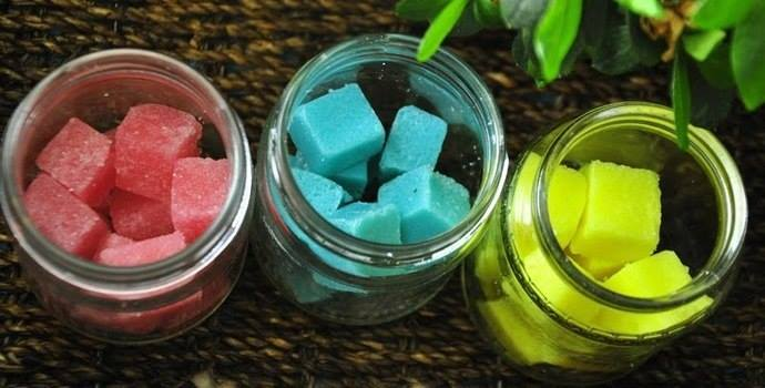 Скраб сахарный для тела в домашних условиях